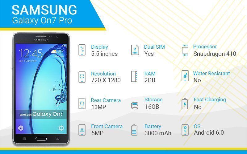 Galaxy On 7 Pro