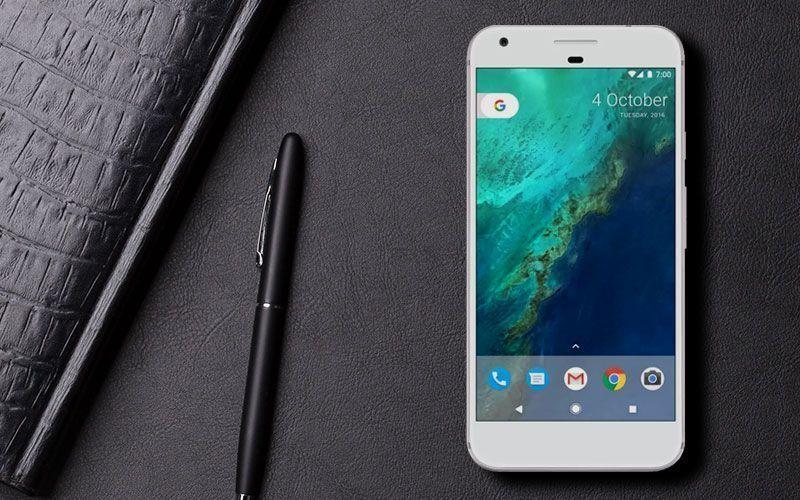 Google Pixel Front