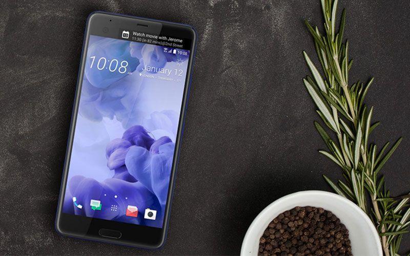 HTC U Ultra Display