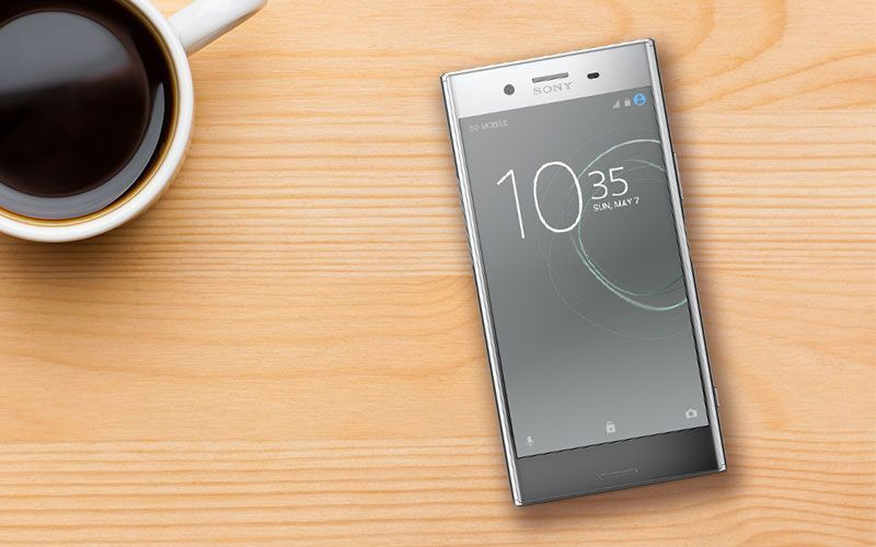 Sony_Xperia XZ Premium Front