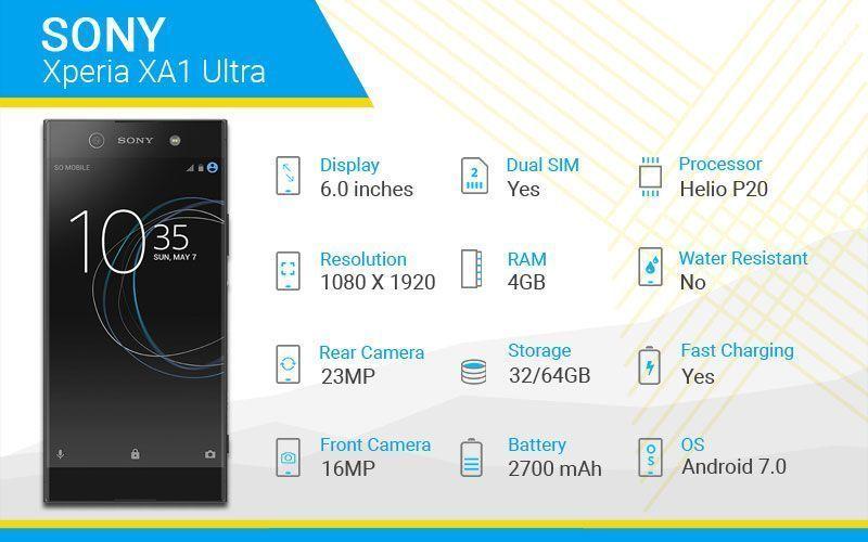 Xperia XA1 Ultra