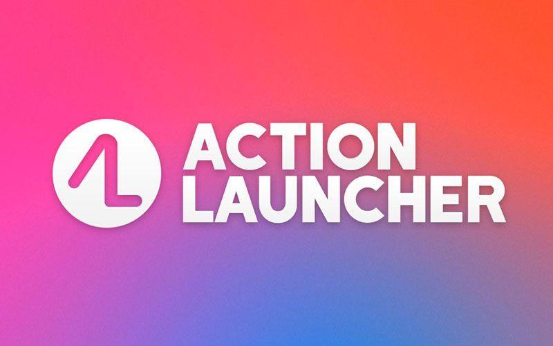 action launcher 27