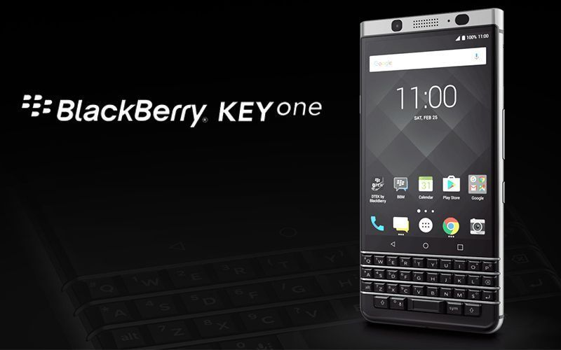 BlackBerry KEYone Display