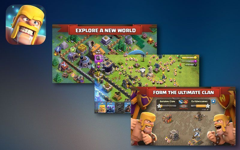 Clash of Clans iOS 10