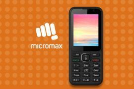 Micromax Feature 4G Phone
