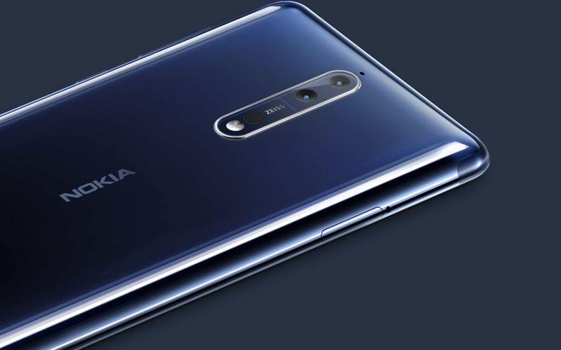 Nokia 8 launch