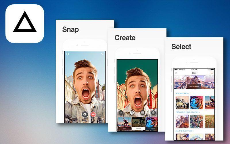 Prisma iOS 10