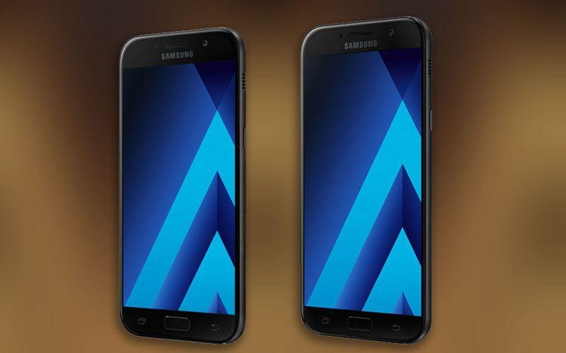 Samsung Galaxy A7 and Galaxy A5