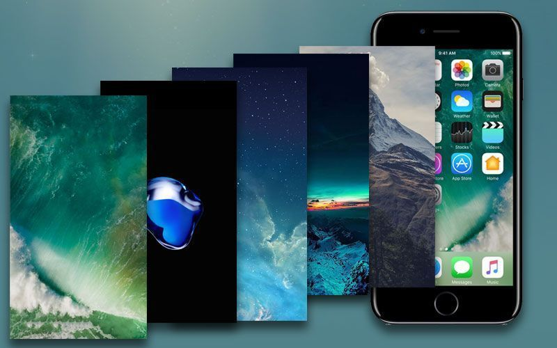 Top 5 Free Wallpaper And Widget Apps For The Apple Iphone 7