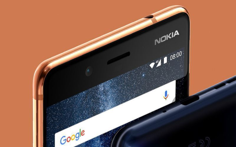 nokia 8 competition