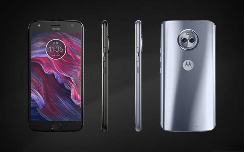 Moto X4 With Android One Launched With Google's Project Fi Network