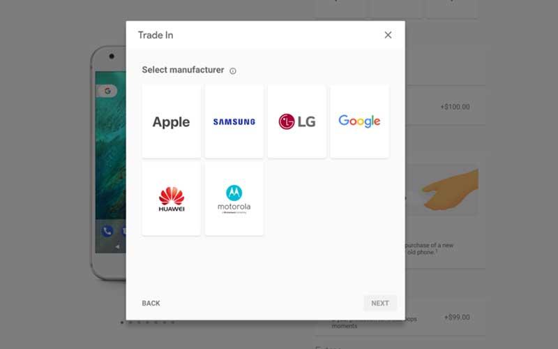 Google Pixel 2Plus