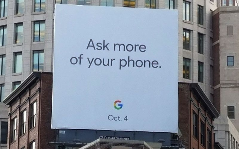 Google Pixel 2 likely to be announced on 4 October