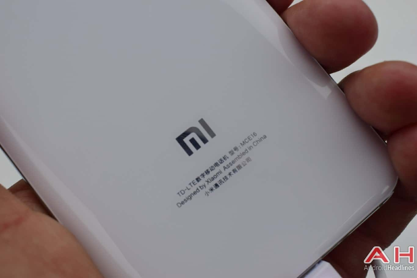 Is this mysterious Xiaomi smartphone a flagship? New device code named Chiron