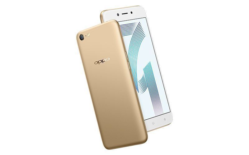 Oppo A71 With Android 7.1 Launched In India: Price, Specs And Availability