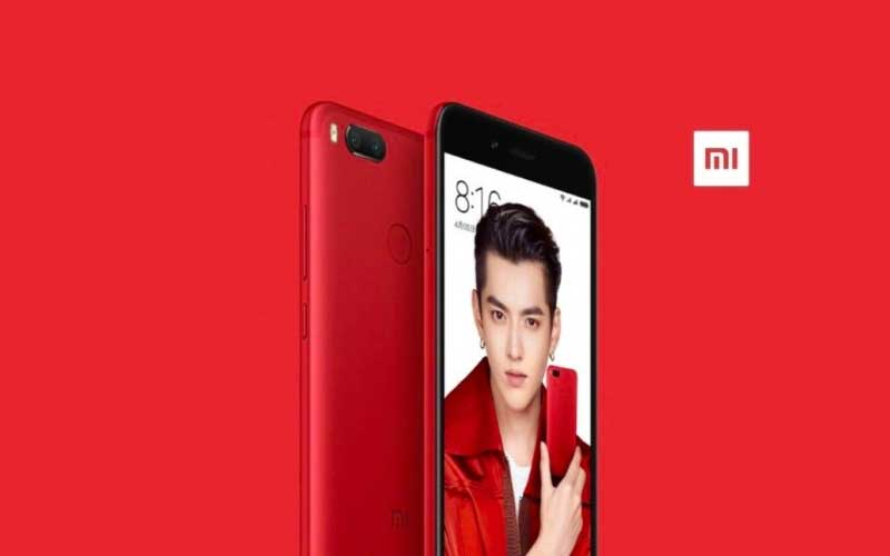 Xiaomi Mi 5X Special Edition Launched In China
