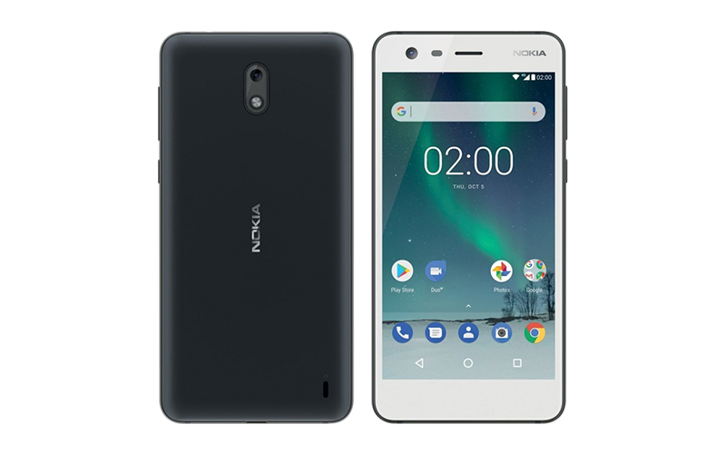 HMD's €99 Nokia 2 has a giant 4100 mAh battery