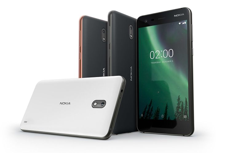 Nokia 2 Priced At Rs 6999 To Go On Sale On Friday