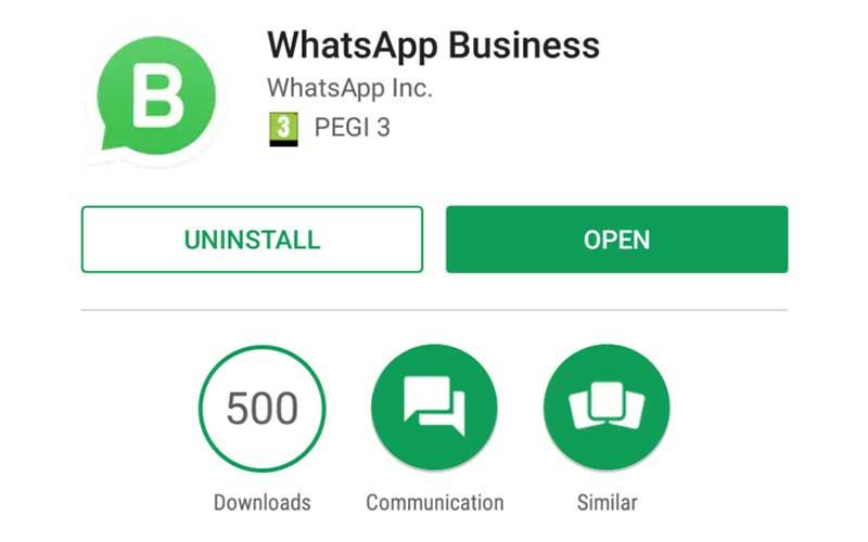 Whatsapp Businees
