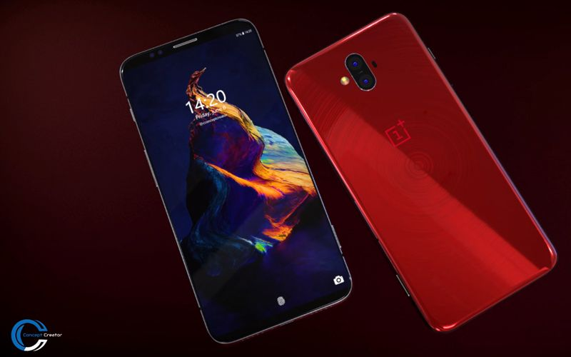 OnePlus 5T New Lava Red Colour Announced