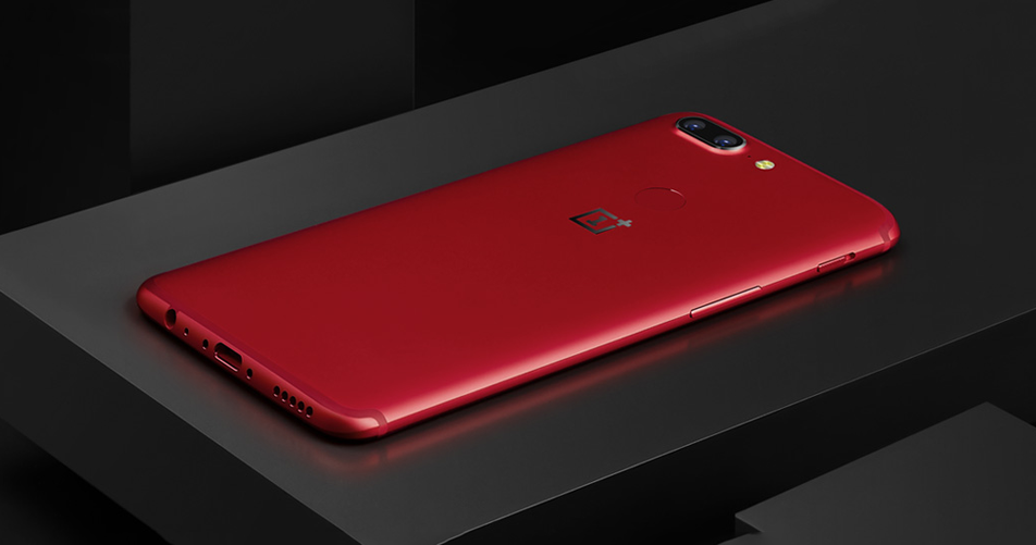 oneplus hints oneplus 5t lava red edition to launch on jan 11 mobiledekho. Black Bedroom Furniture Sets. Home Design Ideas