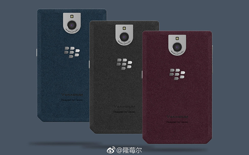 BlackBerry Vanadium