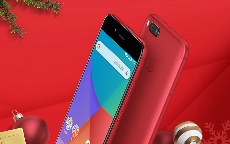 Xiaomi Rolled Out Mi A1 Special Edition Red Colour Variant