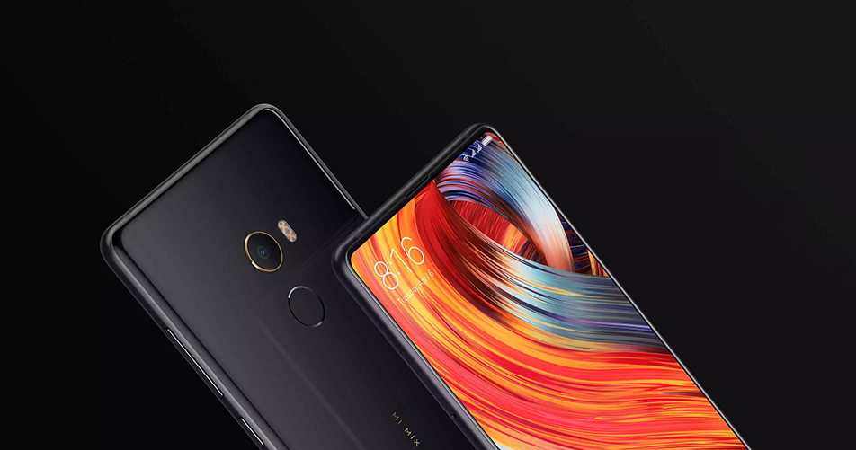 xiaomi mi mix 2 sees price dip in india official announcement expected soon mobiledekho. Black Bedroom Furniture Sets. Home Design Ideas